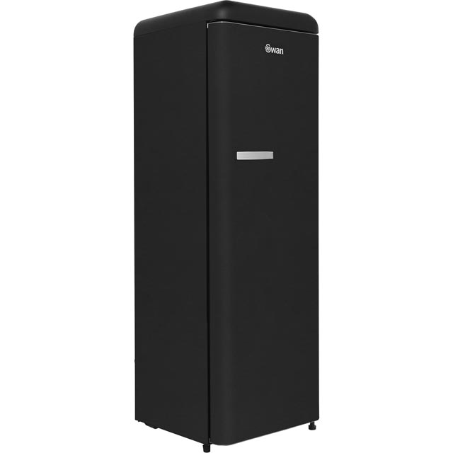 Swan SR11050BN Fridge - Black - A+ Rated - SR11050BN_BK - 1