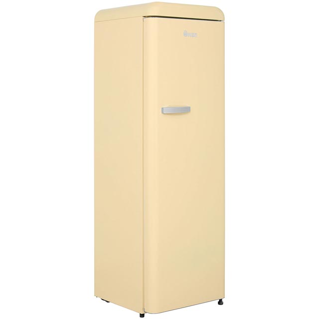Swan SR11050CN Fridge - Cream - A+ Rated