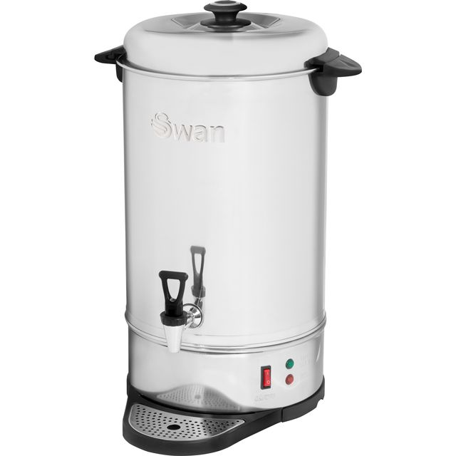 Swan SWU20L Commercial Hot Water Dispenser - Stainless Steel - SWU20L_SS - 1