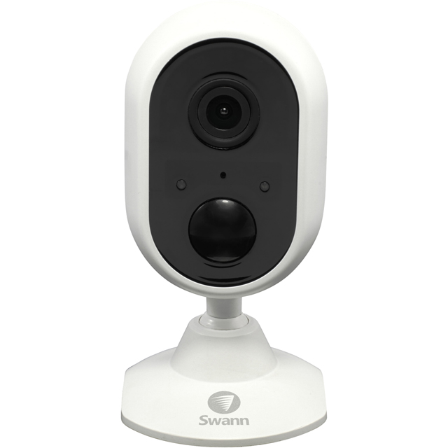 Swann Wi-Fi Indoor Security Camera - White - SWWHD-INDCAM-UK - 1