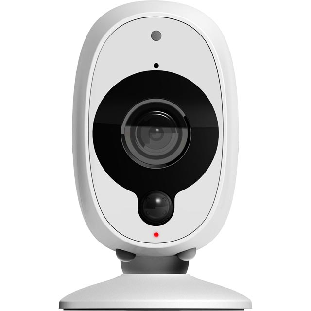Swann Smart Security Camera SWWHD-INTCAM-UK Smart Home Security Camera in White