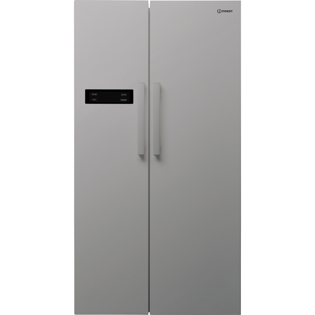 Indesit SXBIE920 American Fridge Freezer - Silver