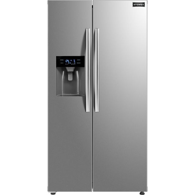 Stoves SXS905 American Fridge Freezer - Stainless Steel - A+ Rated