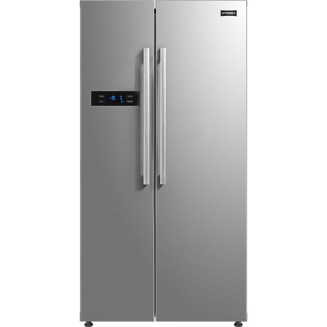 Stoves SXS909 American Fridge Freezer - Stainless Steel - A+ Rated Best Price, Cheapest Prices