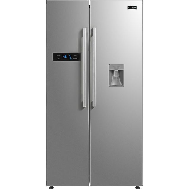 Stoves SXS909WTD American Fridge Freezer - Stainless Steel - A+ Rated