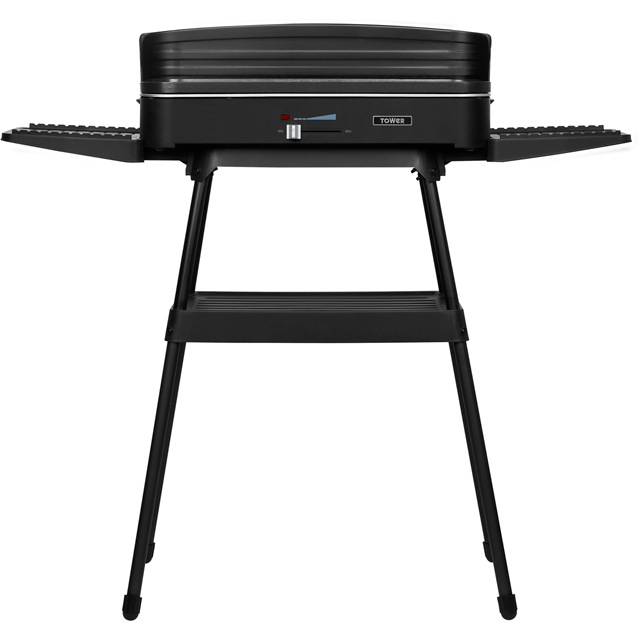 Tower T14028 Health Grill - Black - T14028_BK - 1