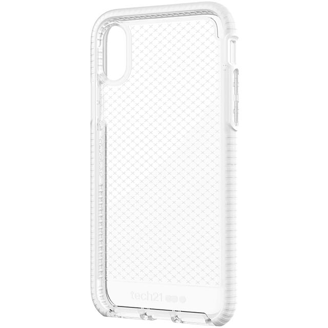 Tech21 Evo Check Case for Apple iPhone X - Clear