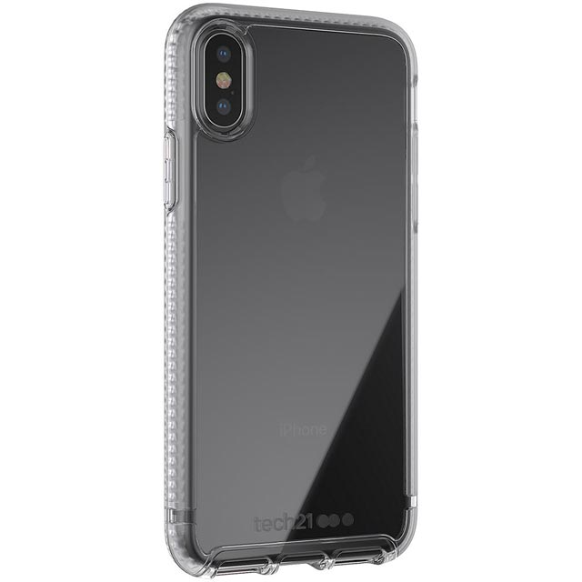 Tech21 T21-5859 Mobile Phone Case in Clear