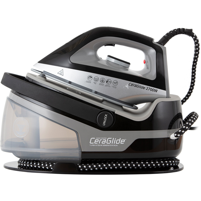 Tower T22006 Pressurised Steam Generator Iron - Black - T22006_BK - 1