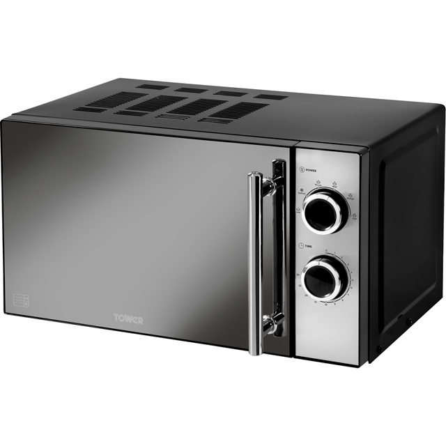 Tower T24015 20 Litre Microwave - Black