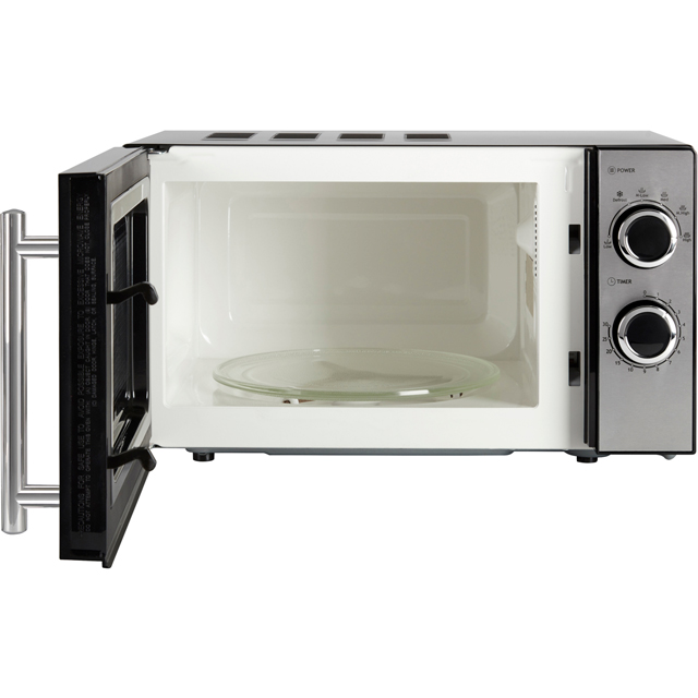 Tower T24015 20 Litre Microwave - Black - T24015_BK - 3