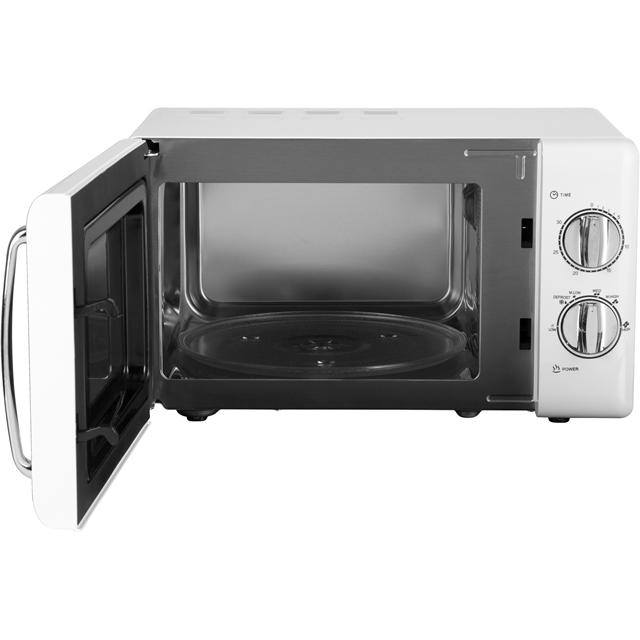 Tower T24017 20 Litre Microwave - White - T24017_SI - 2