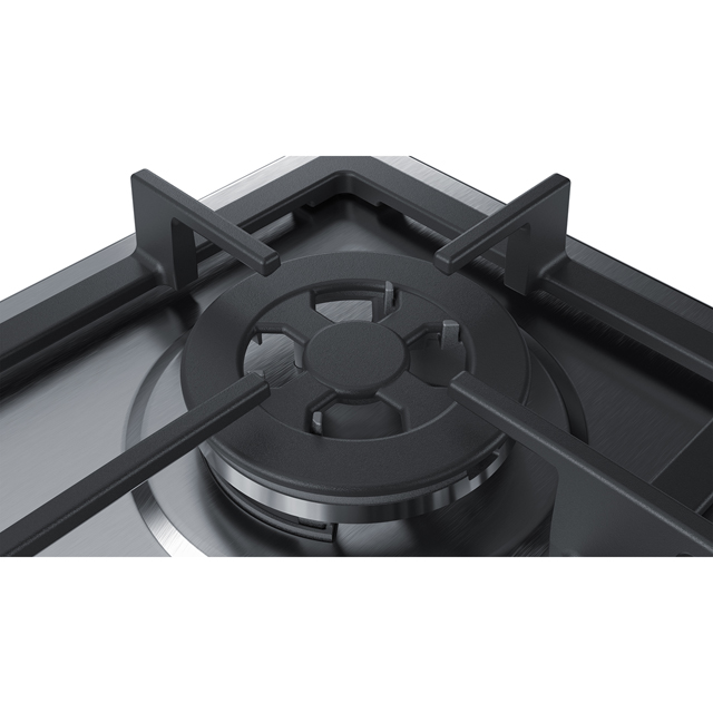 NEFF N50 T26BB59N0 Built In Gas Hob - Stainless Steel - T26BB59N0_SS - 3