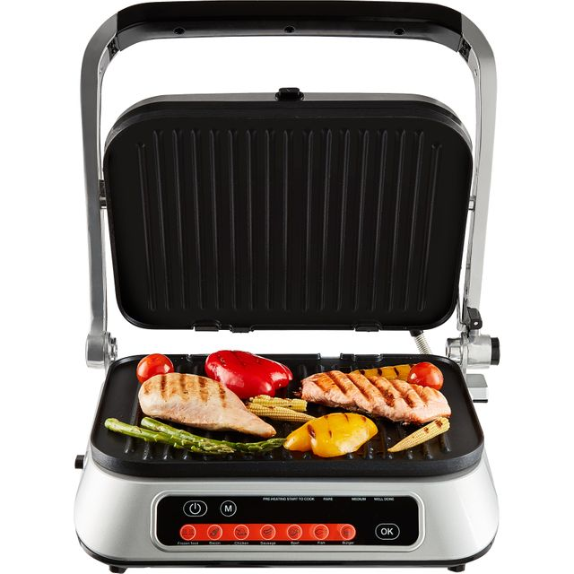 Tower Digital Smart Health Grill - Stainless Steel