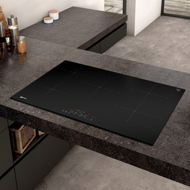 NEFF N70 T48FD23X2 Built In Induction Hob - Black - T48FD23X2_BK - 5