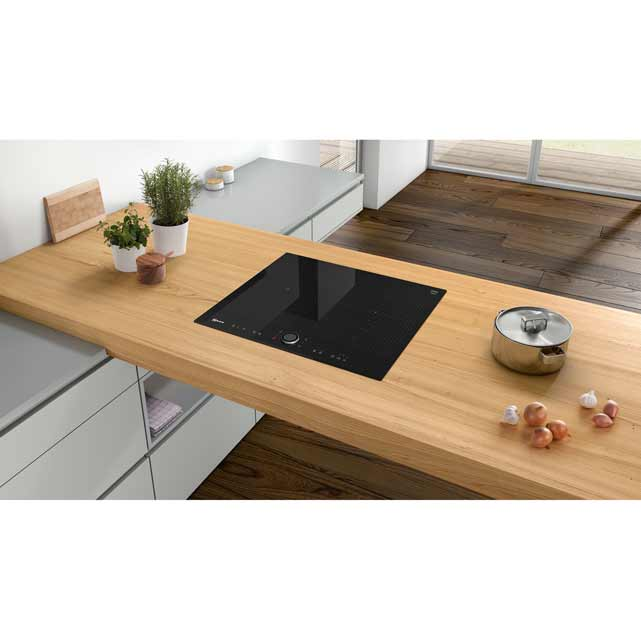 NEFF N70 T56FT60X0 Built In Induction Hob - Black - T56FT60X0_BK - 3