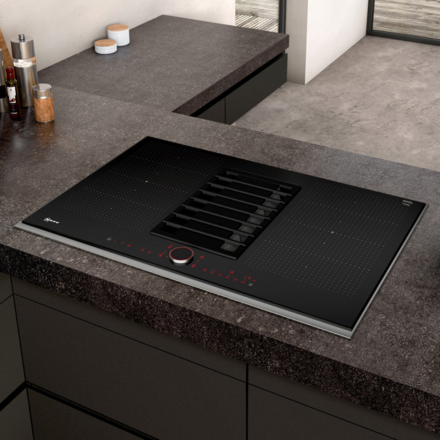 NEFF N90 T58TS6BN0 Built In Induction Hob - Black - T58TS6BN0_BK - 4