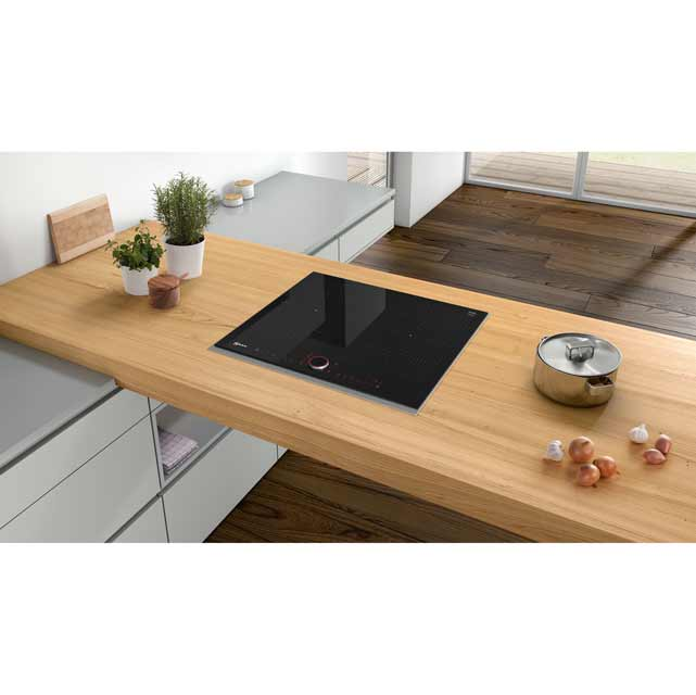 NEFF N90 T66TS6RN0 Built In Induction Hob - Black - T66TS6RN0_BK - 4