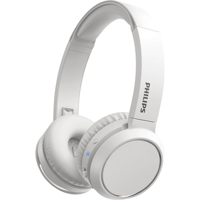 Philips On-Ear Wireless Bluetooth Headphones - White