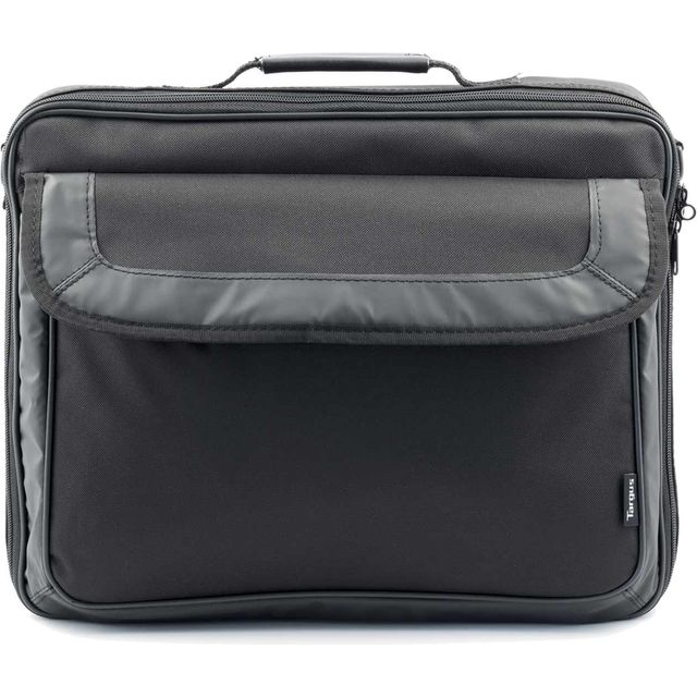 "Targus Classic 15-15.6"" Clamshell Bag for 15.6"" Laptop Laptop - Black - TAR300 - 1"