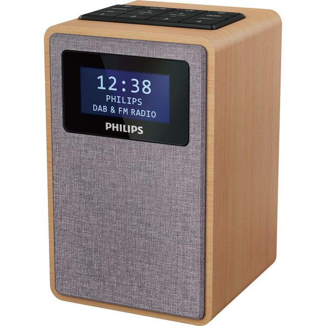 Philips TAR5005 DAB+ Digital Radio with FM Tuner