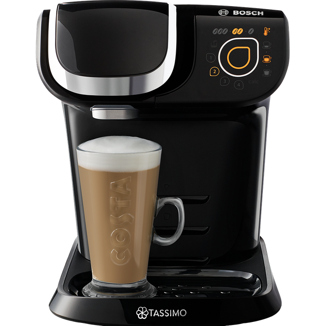 Tassimo by Bosch My Way 2 TAS6502GB Pod Coffee Machine - Black