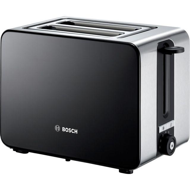 Bosch Sky TAT7203GB 2 Slice Toaster - Black