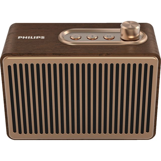 Philips Wireless Speaker - Brass