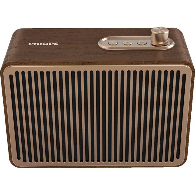 Philips Wireless Speaker - Gold