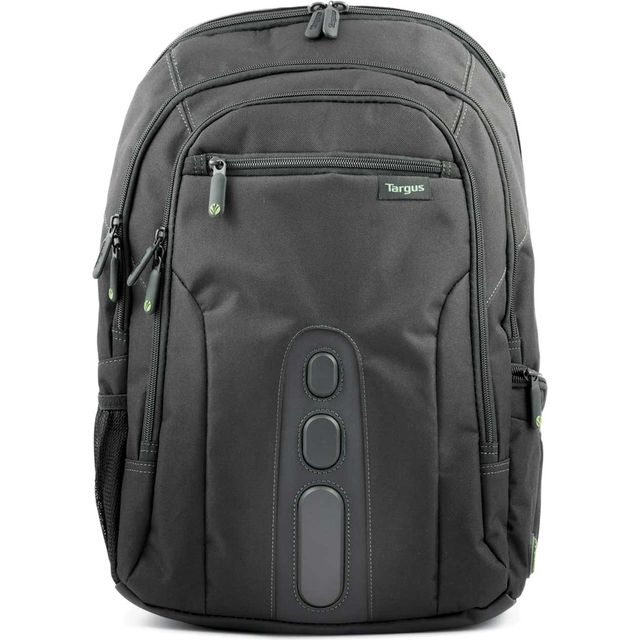 "Targus EcoSpruce Backpack for 15.6"" Laptop Laptop - Black"