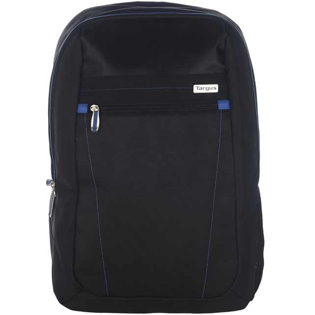 "Targus Prospect Backpack for 15.6"" Laptop Laptop - Black"
