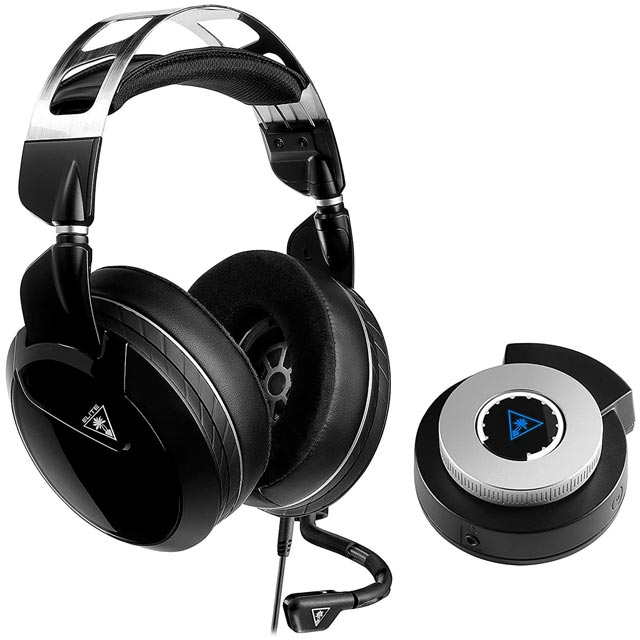 Turtle Beach Elite Pro 2 Gaming Headset with SuperAmp - Black - TBS-2095-02 - 1
