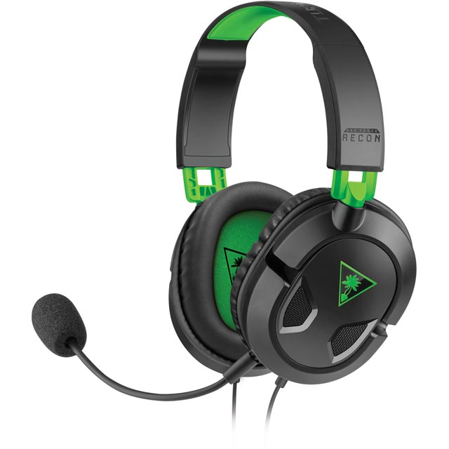 Turtle Beach TBS-2303-02 Console Headset in Black