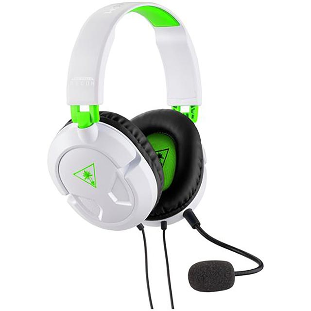 Turtle Beach TBS-2304-02 Console Headset in White
