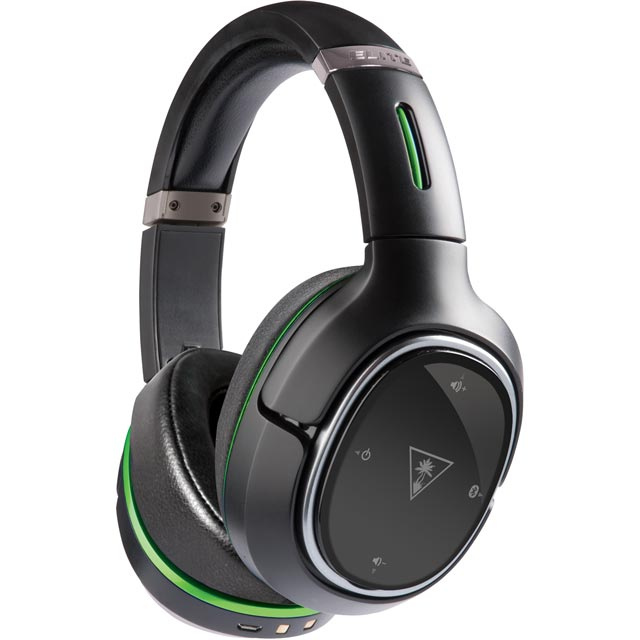 Turtle Beach TBS-2390-02 Console Headset in Black / Green