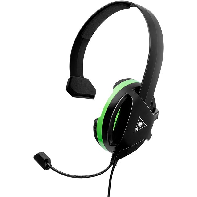 Turtle Beach Recon Chat Gaming Headset - Black - TBS-2408-02 - 1