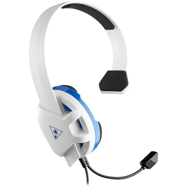 Turtle Beach Console Headset in White / Blue