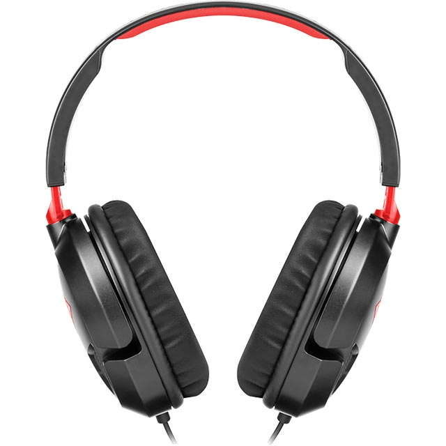 Turtle Beach Recon 50 TBS-6003-02 Headset in Black / Red