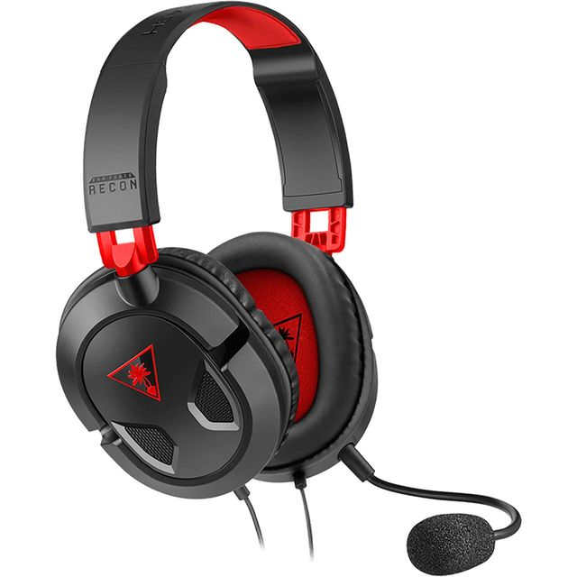 Turtle Beach Recon 50 Over Ear Gaming Headset