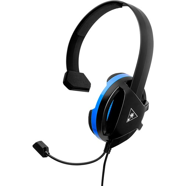 Turtle Beach Recon Chat Gaming Headset - Black - TBS-3345-02 - 1