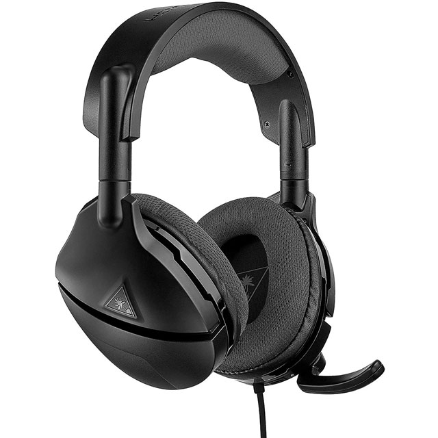 Turtle Beach Ear Force Atlas Three TBS-6350-02 Headset in Black