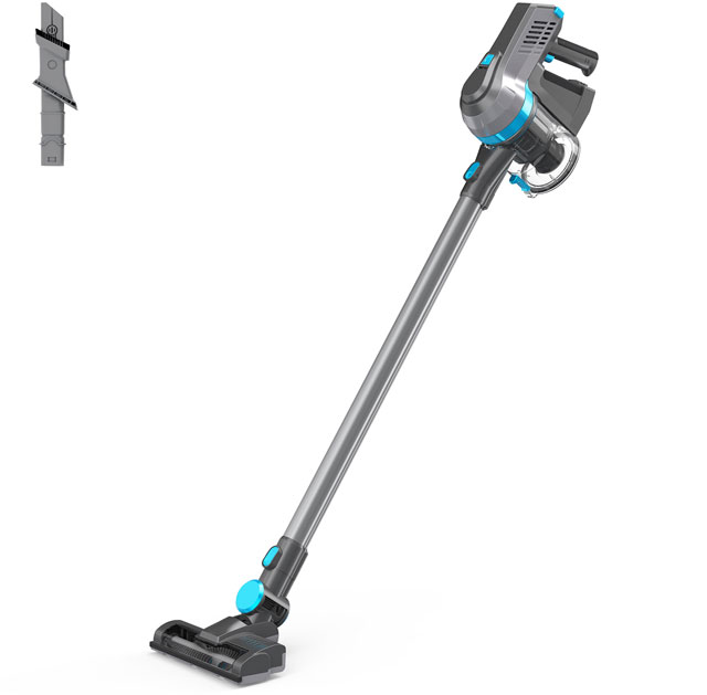 Vax Slimvac TBTTV1B1 Cordless Vacuum Cleaner with up to 24 Minutes Run Time