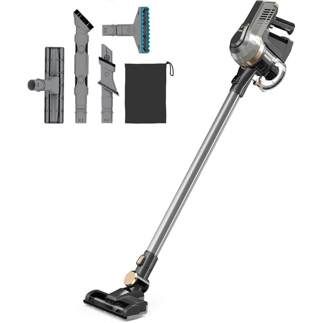 Vax Slimvac Total Home TBTTV1T1 Cordless Vacuum Cleaner with Pet Hair Removal and up to 24 Minutes Run Time - TBTTV1T1_SI - 1