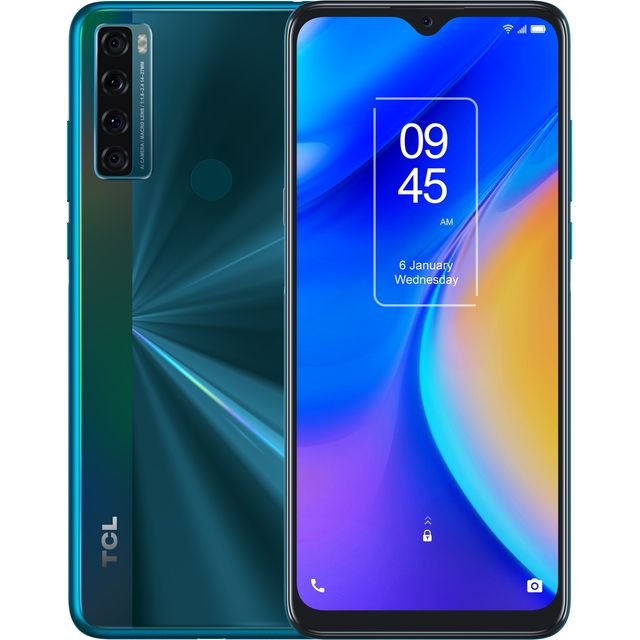 TCL 20 SE 64GB in Green
