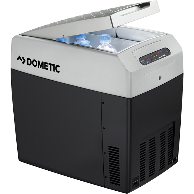 Dometic Tropicool TCX 21 Fridge - Black / Grey - TCX 21_BKG - 1