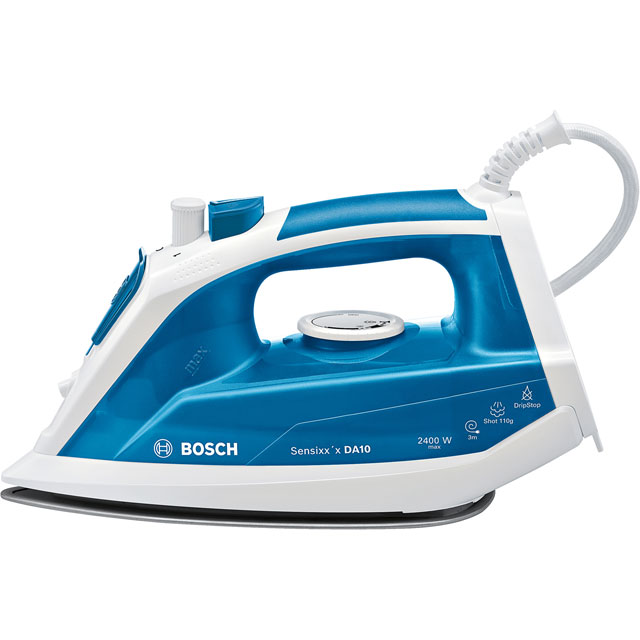 Bosch Sensixx'x DA10 TDA1070GB 2400 Watt Iron -White / Blue - TDA1070GB_WHB - 1