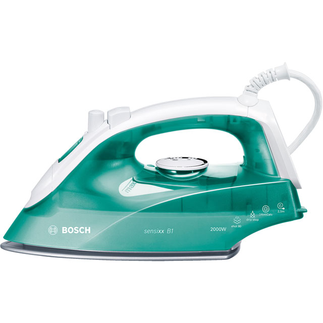 Bosch Sensixx B1 TDA2623GB 2000 Watt Iron -White / Green