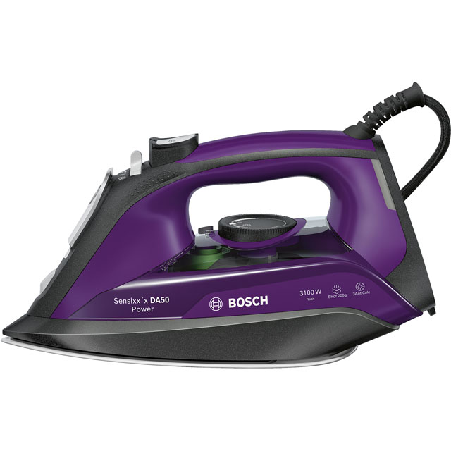 Bosch TDA5071GB 3100 Watt Iron -Purple / Anthracite