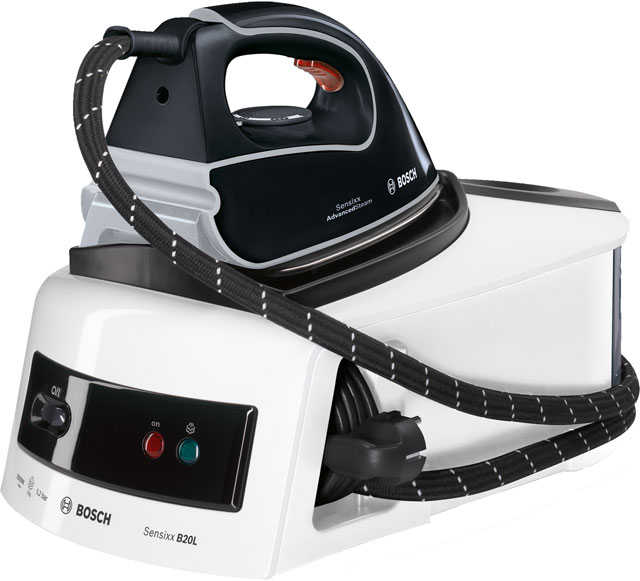 Bosch Sensixx TDS2024GB Pressurised Steam Generator Iron