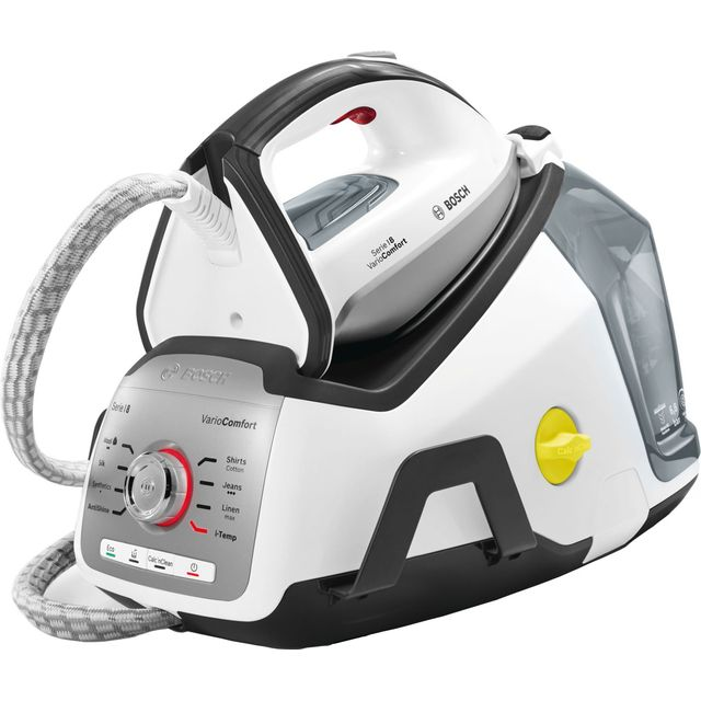 Bosch Series 8 Vario Comfort Pressurised Steam Generator Iron